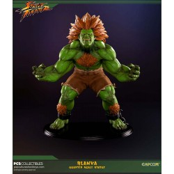 Street Fighter Estatua 1/4 Blanka 43 cm