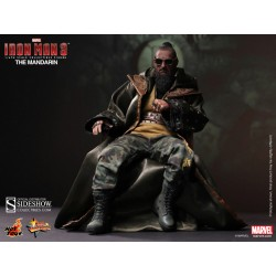 Iron Man 3 Figura Movie Masterpiece 1/6 The Mandarin
