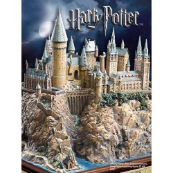 Harry Potter Diorama Hogwarts