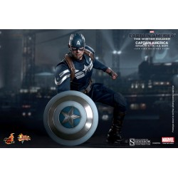 Captain America – Stealth S.T.R.I.K.E. Suit