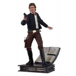 Star Wars Episode V Estatua Premium Format Han Solo
