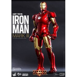 Iron Man Mark III DIECAST