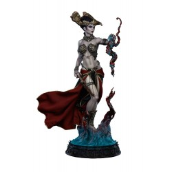 Court of the Dead Estatua Premium Format Gethsemoni Shaper of Flesh