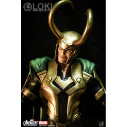 LOKI 1/6 SCALE (ANIMATED SERIES)