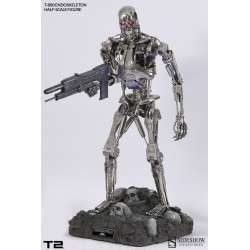 T-800 Endoskeleton Terminator Scaled Replica  1:2 Scale 1:2 Scale
