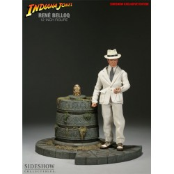 Dr. Rene Belloq Sideshow Collectibles Exclusive