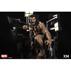 XM Studios Weapon X 1/4 Premium Collectibles Statue