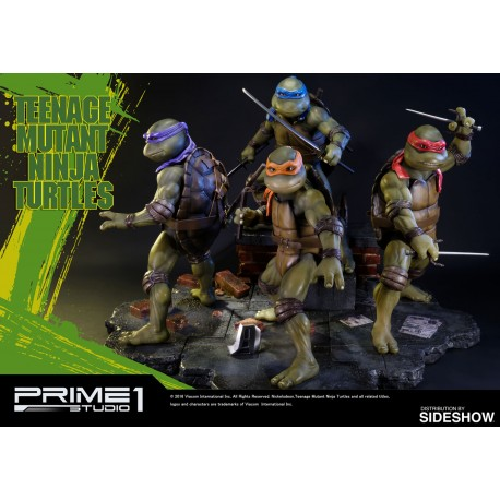 Teenage Mutant Ninja Turtles EXCLUSIVE Prime1