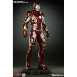 Iron Man Mark XLIII Legendary Scale
