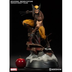 Wolverine – Brown Costume