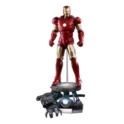 Iron Man Mark III Deluxe Version QS Series