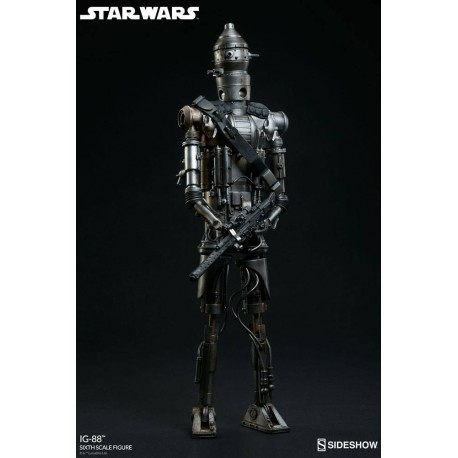 IG-88 Sideshow Exclusive Star Wars
