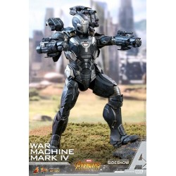 War Machine Mark IV Vengadores Infinity War