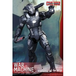 War Machine Mark III Captain America Civil War