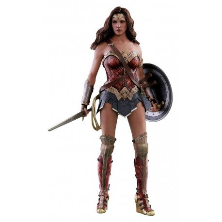 Wonder Woman Justice League Figura Movie Masterpiece