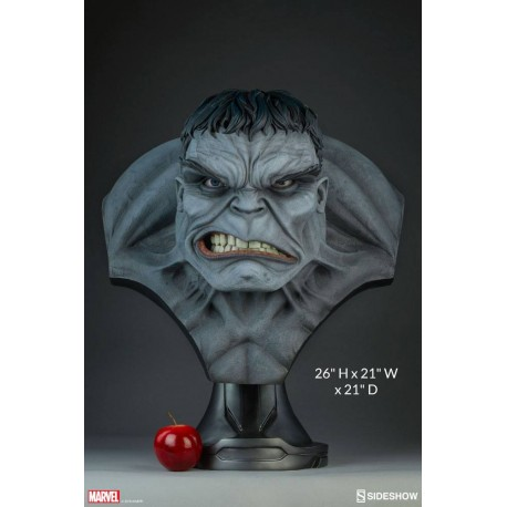 Gray Hulk Sideshow Exclusive Marvel Comics