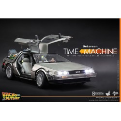 DeLorean Sixth Scale Figure Related Product by Hot Toys