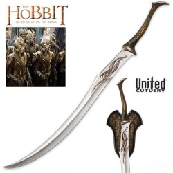 UC3100 The Hobbit Mirkwood Infantry Sword