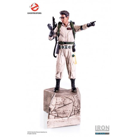 Egon Spengler Art Scale 1/10 - Ghostbusters