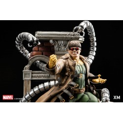 Doctor Octopus Premium Collectibles PAGO COMPLETO
