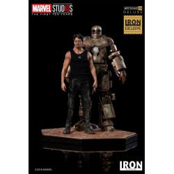 Iron Man Mark I and Tony Stark 1/10 Art Scale EXCLUSIVE