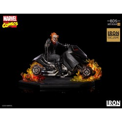 Marvel Series 5: Ghost Rider BDS Art Scale CCXP Exclusive