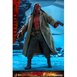 Hellboy Figura Movie Masterpiece 1/6