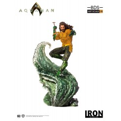 Aquaman Estatua BDS Art Scale 1/10