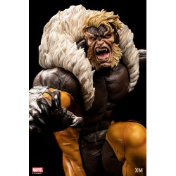 Sabretooth Comic Version XM Studios