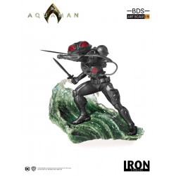 Black Manta - Aquaman Estatua BDS Art Scale 1/10