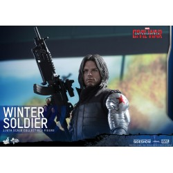 Winter Soldier Sixth Scale Figure
