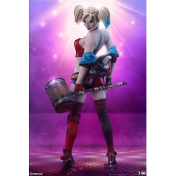 Harley Quinn: Hell on Wheels DC Comics Estatua Premium Format