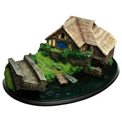 Diorama Hobbiton Mill & Bridge