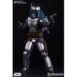 Jango Fett Sixth Scale Figure by Sideshow Collectibles