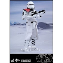 First Order Snowtrooper Officer Sixth Scale Figure