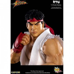 Street Fighter: Ryu 1/4 Scale Statue