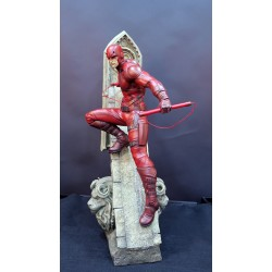 Premium Collectibles: Daredevil Statue (Comics Version)