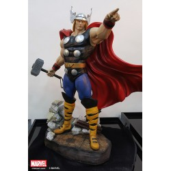 Premium Collectibles: Thor Statue (Comics Version)