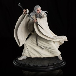 Saruman the White at Dol Guldur